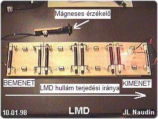 lmd4s 2.4.10.2. Naudin LMD készüléke