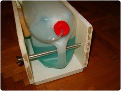 vizptartaly 2.4.1.11.35. Ultrahangos vízbefecskendezés