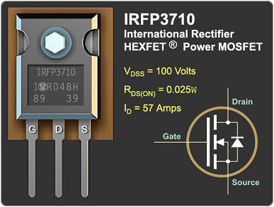 MOSFET 2.4.21.1. Működési elv