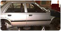 sidecar 2.4.3.2. Az autónk átalakítása villanyautóvá