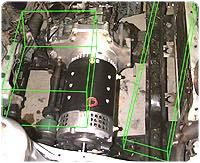battframe 2.4.3.2. Az autónk átalakítása villanyautóvá