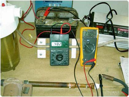 hidrmuszer 2.4.1.11.17. Tekercselektródás vízbontás