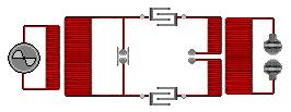 EarlyTeslaCoil 2.4.18.1. A Tesla trafó felépítése